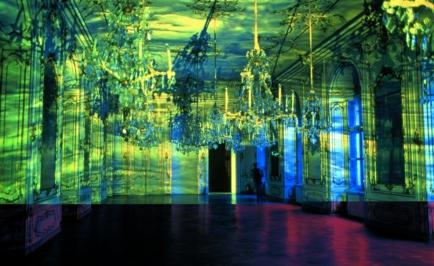Vienna Art Week 2015 - Olafur Eliasson - Die organische und kristalline Beschreibung, 1996 - Neue Galerie am Landesmuseum Joanneum, Graz, 1996 - Courtesy the artist-Studio Olafur Eliasson, Berlin