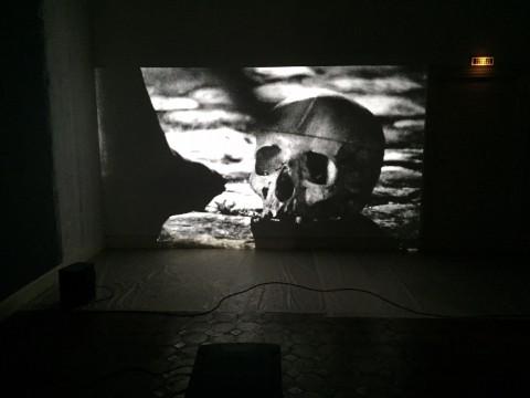 Adel Abdessemed - Jalousies - veduta della mostra presso il Musée de Vence, 2015