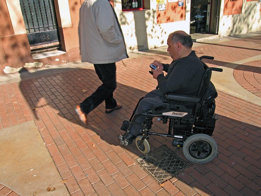 Antoni Abad, Blind Wiki - Barcelona, 2006