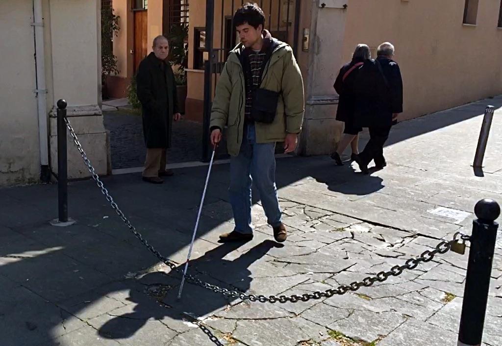 Antoni Abad, Blind Wiki - Roma