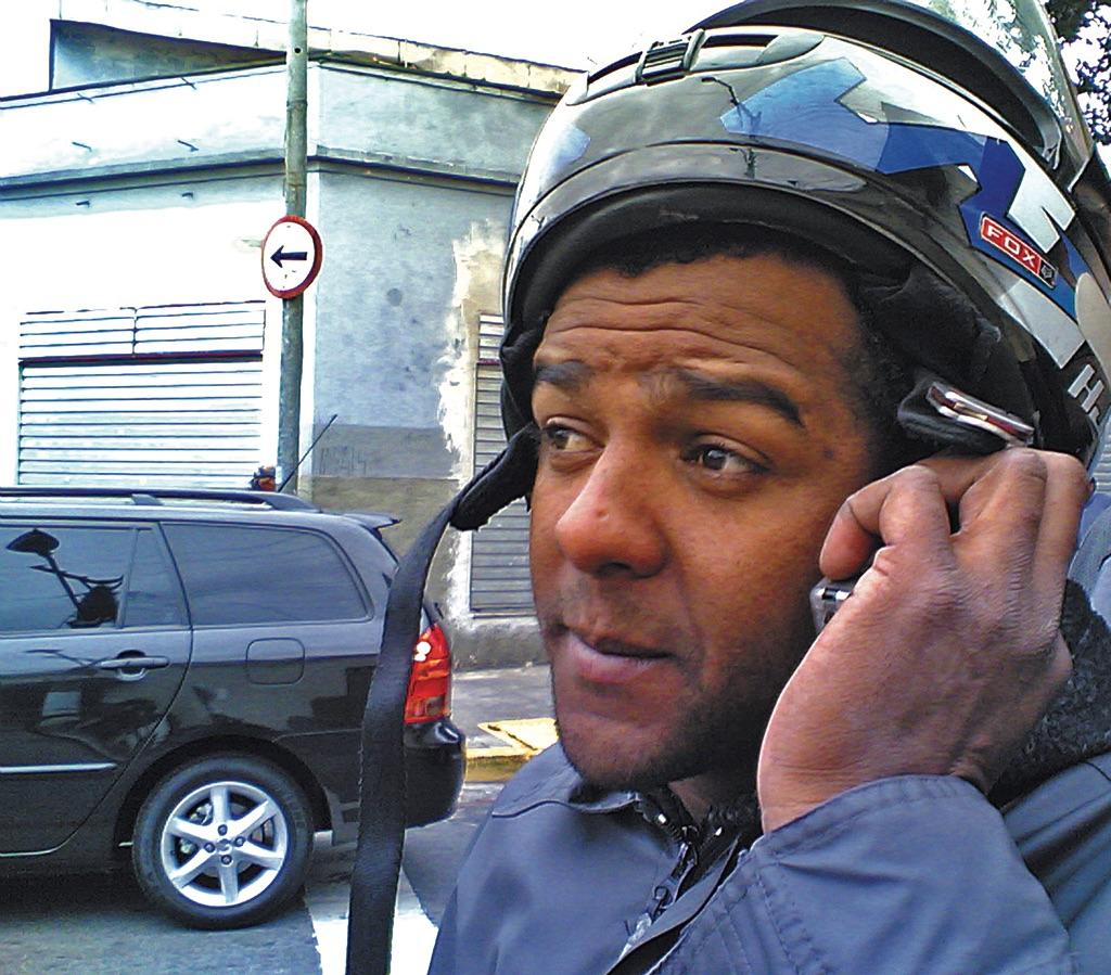 Antoni Abad, megafone Sao Paulo, 2007