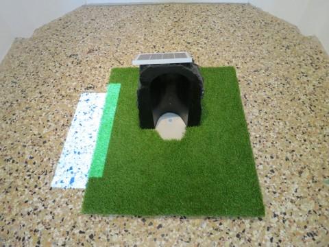 ArtLine - veduta della mostra presso Palazzo Reale, Milano 2015