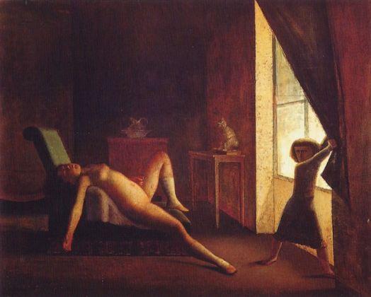Balthus, La Chambre,1952-1954