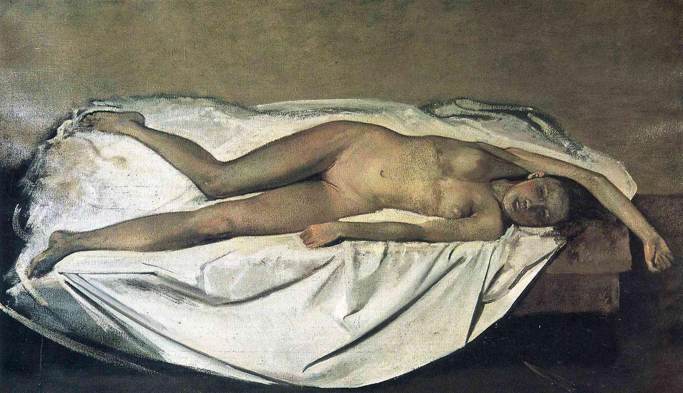 Balthus, The Victim, 1946