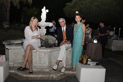 Claud Hesse, Pio Monti, Teresa Iaria, Catania 2012