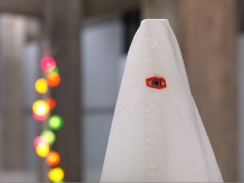 Corin Sworn - Silent Sticks - veduta della mostra presso la Collezione Maramotti, Reggio Emilia 2015 - photo Dario Lasagni