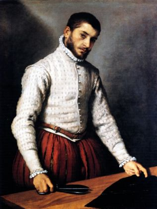 Giovan Battista Moroni, Il Sarto, 1570 ca. - Londra, National Gallery