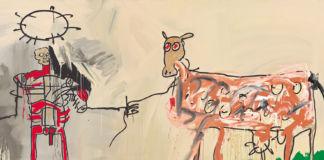Jean-Michel Basquiat, The field next to the other door