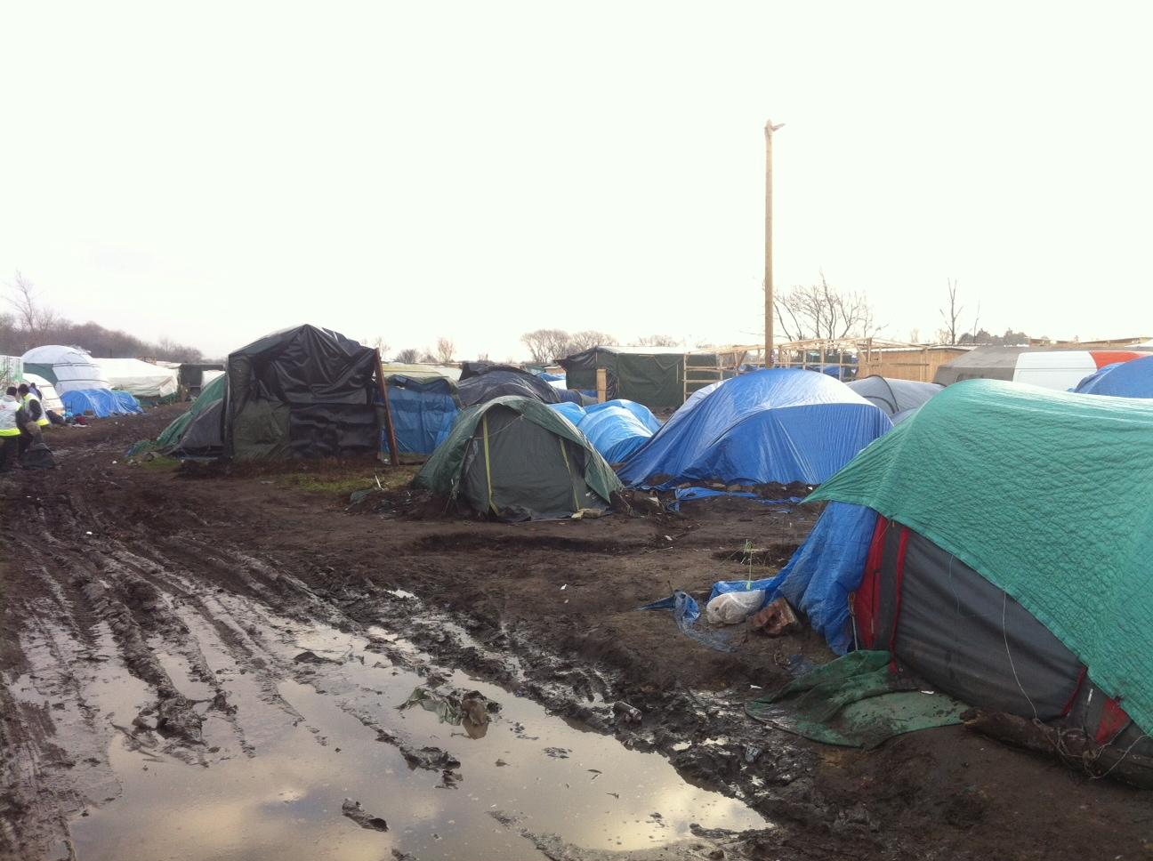 La giungla di Calais