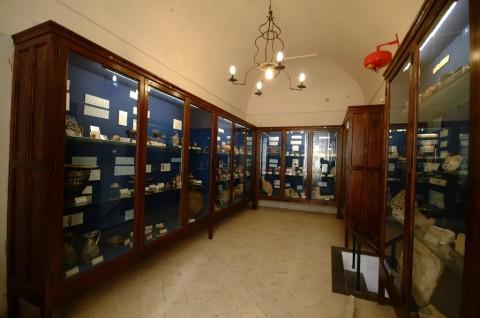 Museo del Centro Caprense, Sala di Archeologia