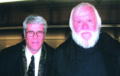 Pio Monti e John Baldessari, 2008