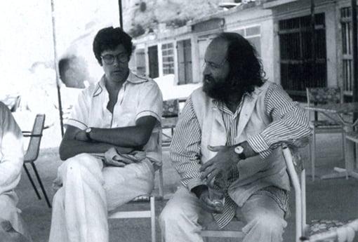 Pio Monti e Terry Riley, 1974