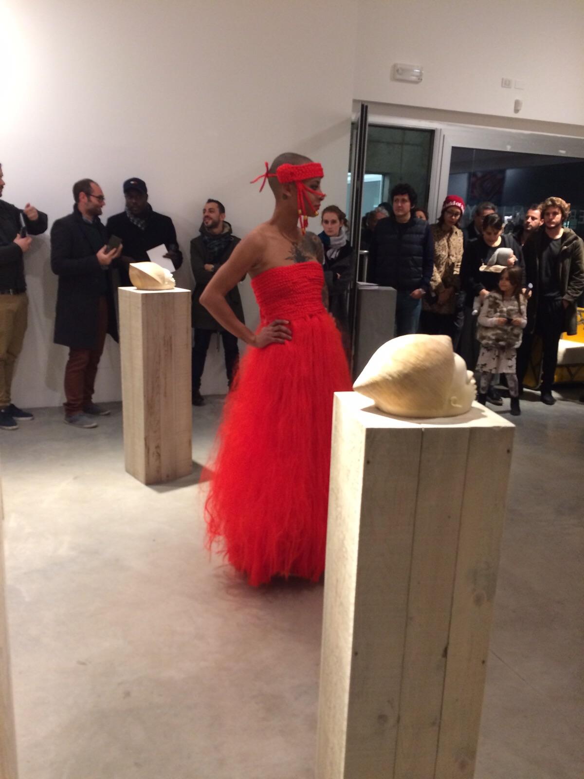 africano ebano Galleria