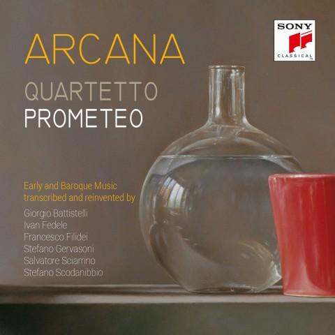 Quartetto Prometeo, Arcana