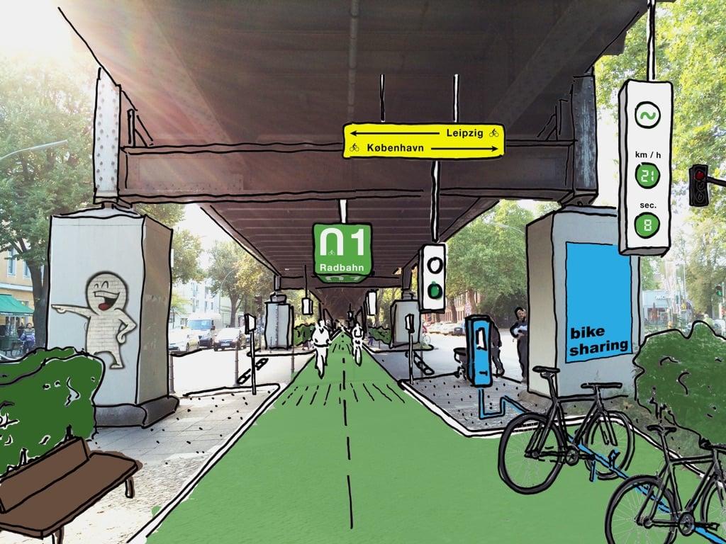 Radbahn - schizzo - Team Radbahn Berlin