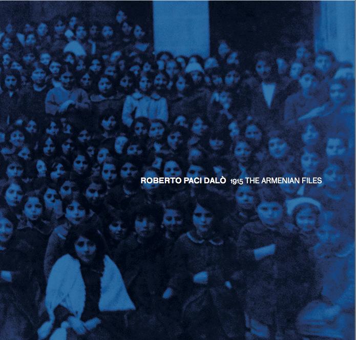 Roberto Paci Dalò,1915 The Armenian Files, cover CD