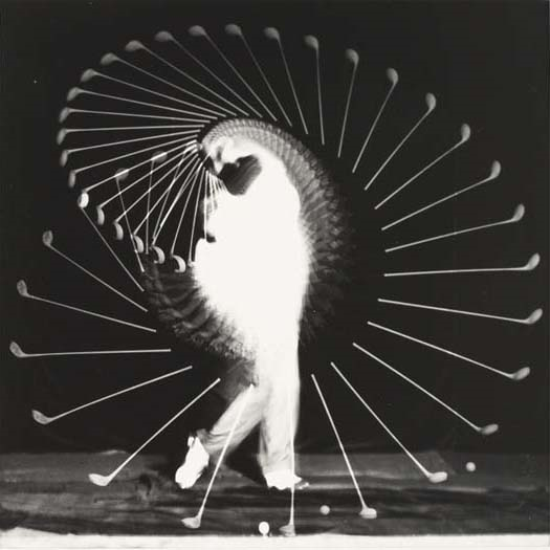 Saturday@Phillips - Harold Eugene Edgerton, Densmore Shute Bends the Shaft, 1938