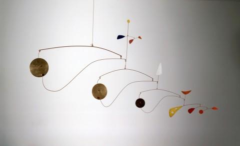 Alexander Calder, Triple Gong, 1948 ca. - Calder Foundation, New York, NY, USA