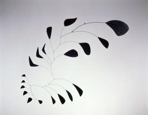 Alexander Calder, Vertical Foliage, 1941 - Calder Foundation, New York