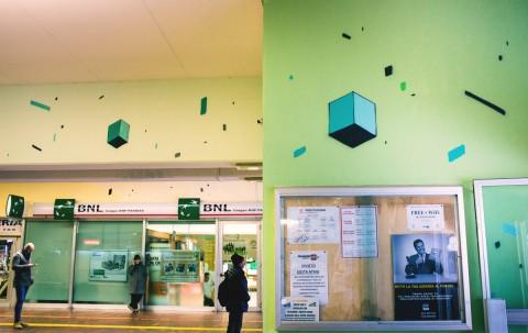 Etnik + Corn79 - Autostazione, Bologna 2016 - photo Rosy Dennetta