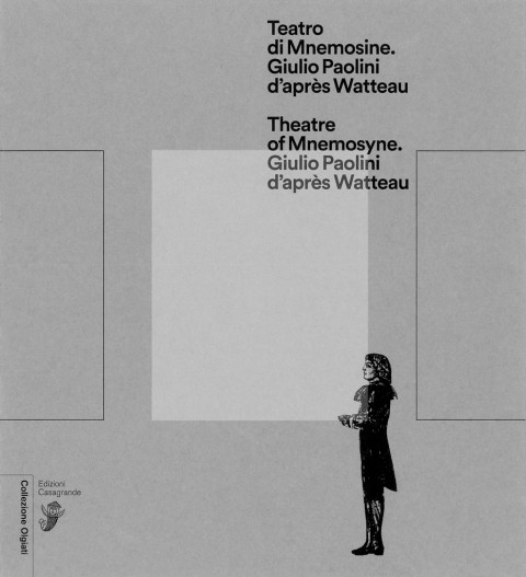 Giulio Paolini – Teatro di Mnemosine – Casagrande