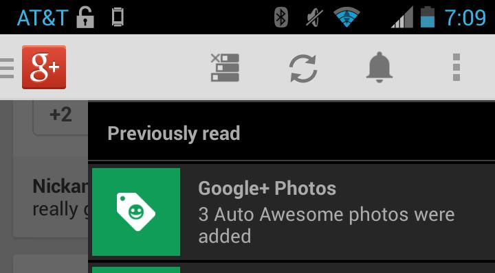 Google Plus e Auto Awesome