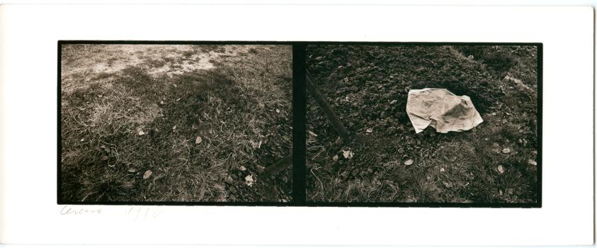 Guido Guidi, Ronta di Cesena 1970 - Archivio dell'artista, Ronta (Cesena)