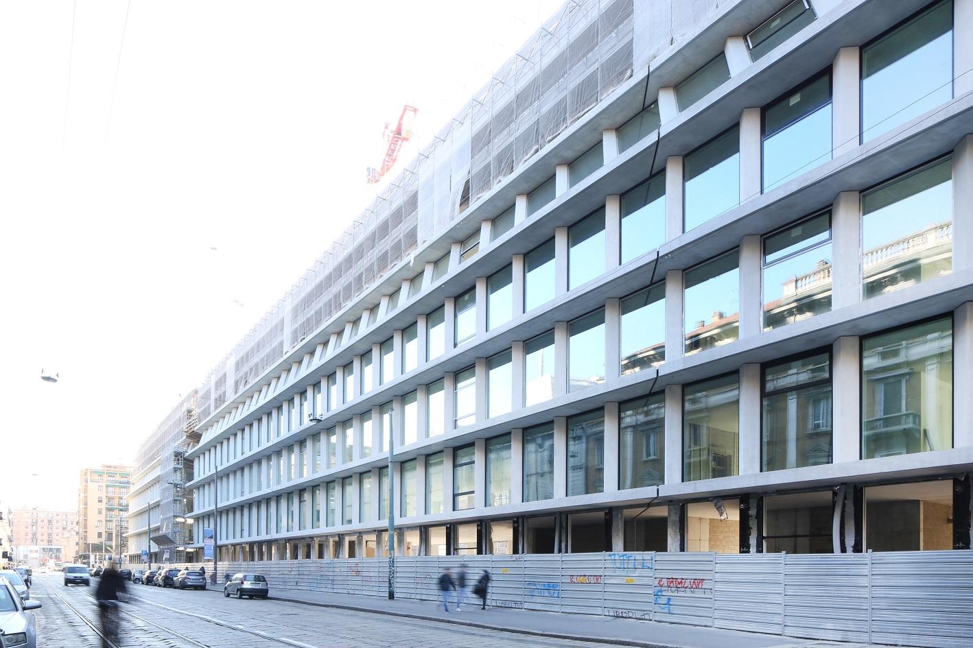 Herzog & de Meuron, Fondazione Feltrinelli, Milano - photo ©Filippo Romano