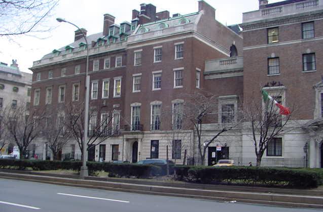 IIC - Istituto Italiano di Cultura, New York