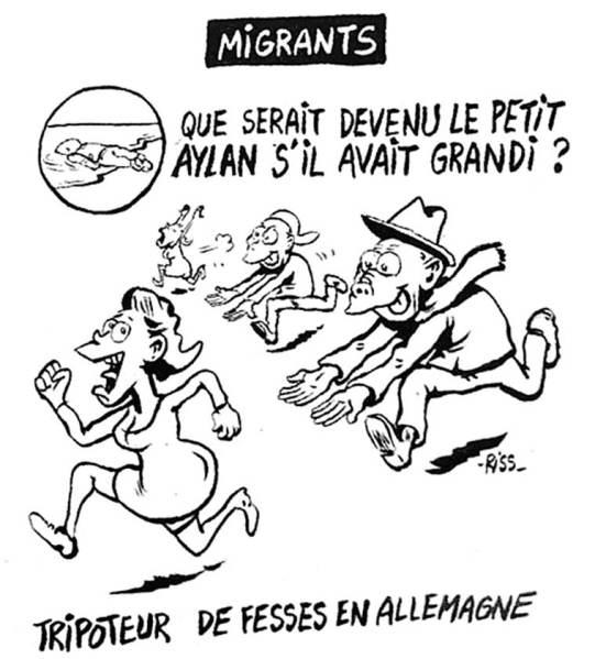 Charlie Hebdo, gennaio 2016