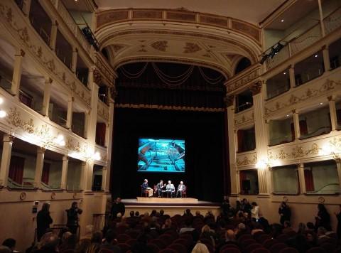 Il Teatro Niccolini, a Firenze