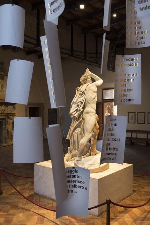 La mostra La forza delle Rovine al Museo Nazionale Romano di Palazzo Altemps a Roma