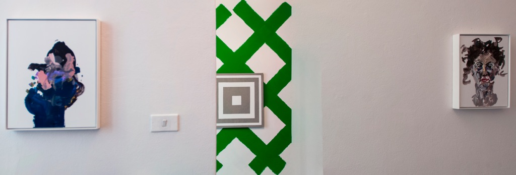 Martin Creed - veduta della mostra presso Base, Firenze 2015