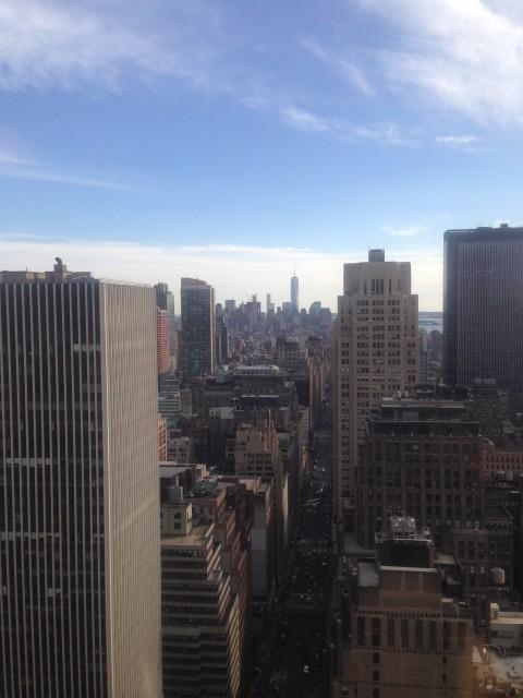 One World Trade Center, New York - courtesy Architensions