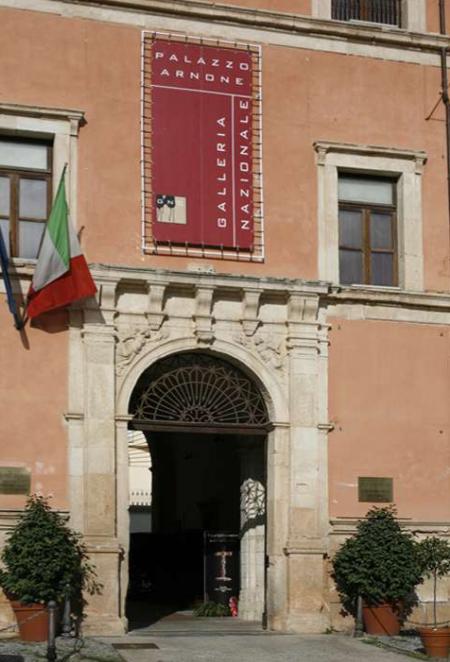 Palazzo Arnone-Galleria Nazionale di Cosenza
