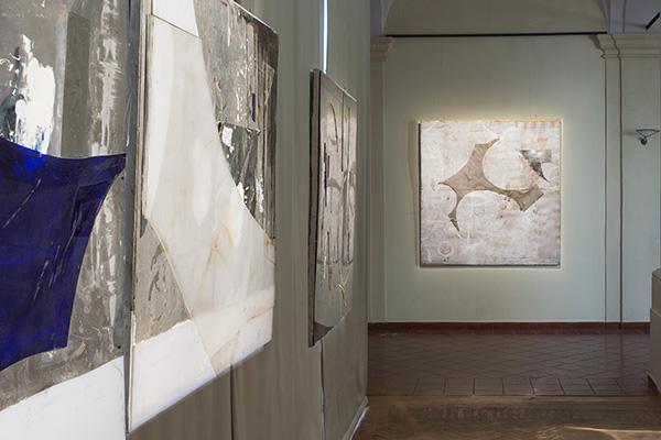 Rudolf Polanszky – Paradox Transformations – Palazzo Mondragone, Napoli, 2015 - Courtesy Fondazione Donnaregina per le arti contemporanee, Napoli – photo © Amedeo Benestante
