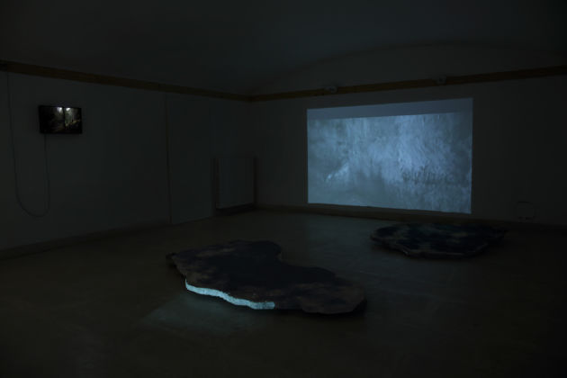Silvia Mariotti – Dawn On A Dark Sublime - Galleria A plus A, Venezia 2015