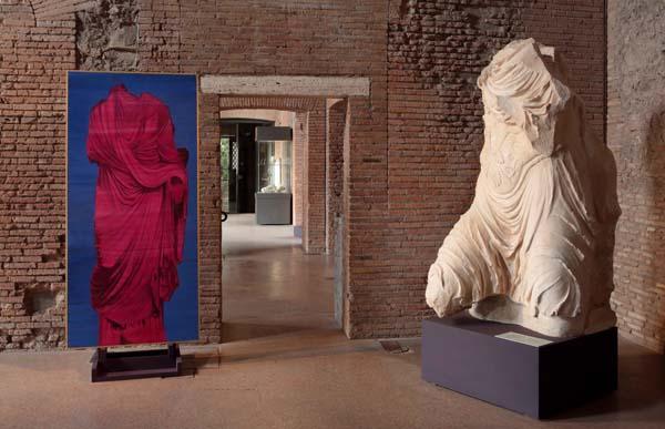 Umberto Passeretti – Un presente antichissimo - Mercati di Traiano, Roma 2015