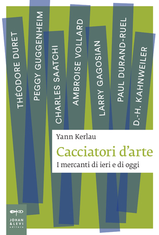 Yann Kerlau – Cacciatori d'arte - Johan and Levi