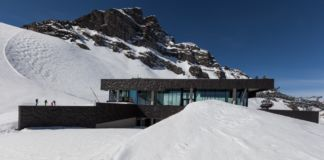 Asprostudio, Seggiovia Carpazza, Sellaronda, Dolomiti, 2014 - photo Andrea Pertoldeo