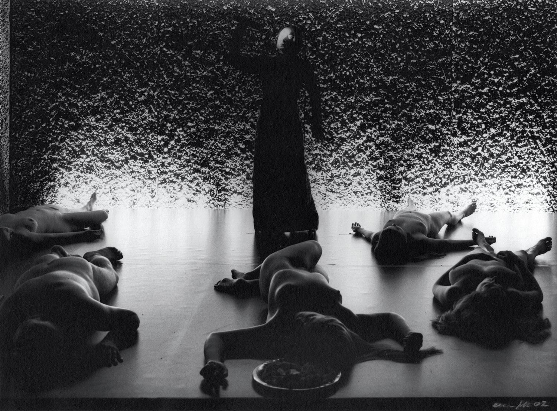 Enrico Fedrigoli, Teatro delle Albe, Sterminio