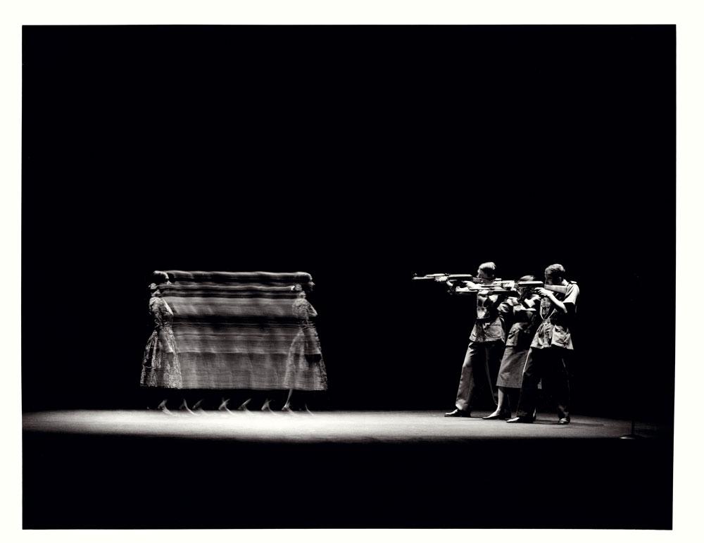 Enrico Fedrigoli, Teatro delle Albe, Vita agli arresti di Aung San Suu Kyi