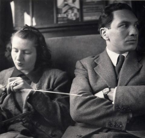 Gabriele Mucchi, Lica e Albe Steiner, primi anni '40