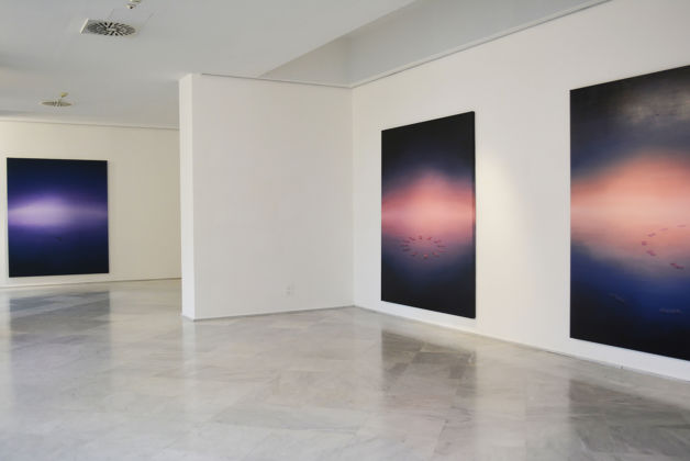 Geppy Pisanelli – Passage - installation view at PAN, Napoli 2016