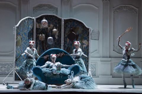 Gioacchino Rossini, La Cenerentola - regia Emma Dante - ®Yasuko Kageyama - Opera di Roma 2015-16