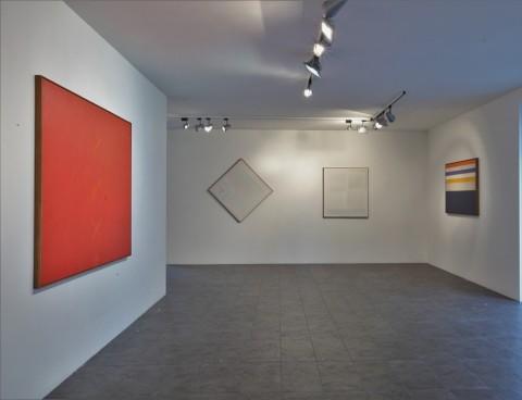 Guarneri, Olivieri, Verna. Gli anni Settanta - installation view at Progettoarte elm, Milano 2016