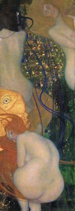 Gustav Klimt, Goldfische, 1901-02 ©Kunstmuseum Solothurn, Dübi-Müller-Stiftung, 1980