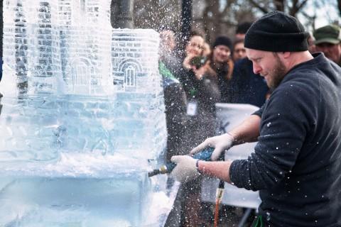 Ice Festival, New York