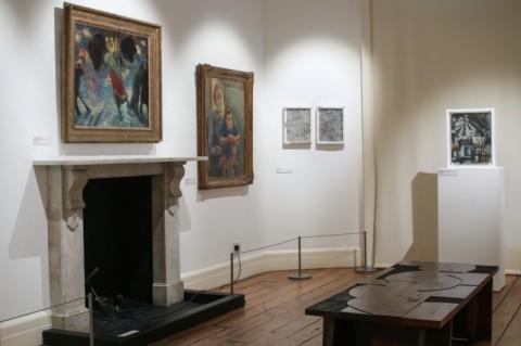 Nico Vascellari, Estorick Collection, Londra