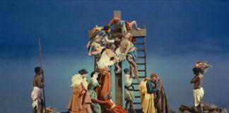Pier Paolo Pasolini, Deposizione dalla Croce, da Rosso Fiorentino (La ricotta, 1963)
